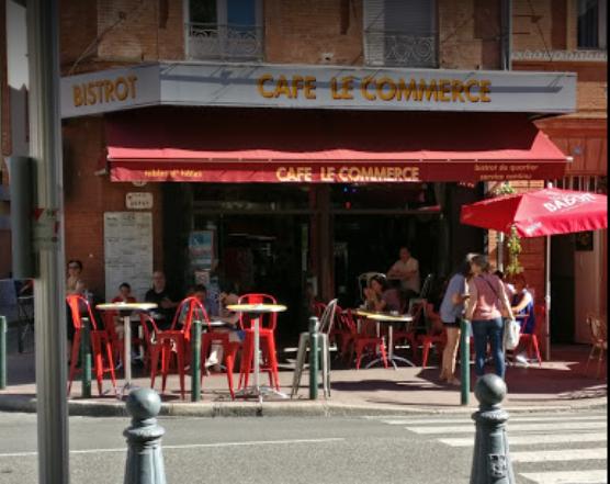 Cafe le commerce Toulouse